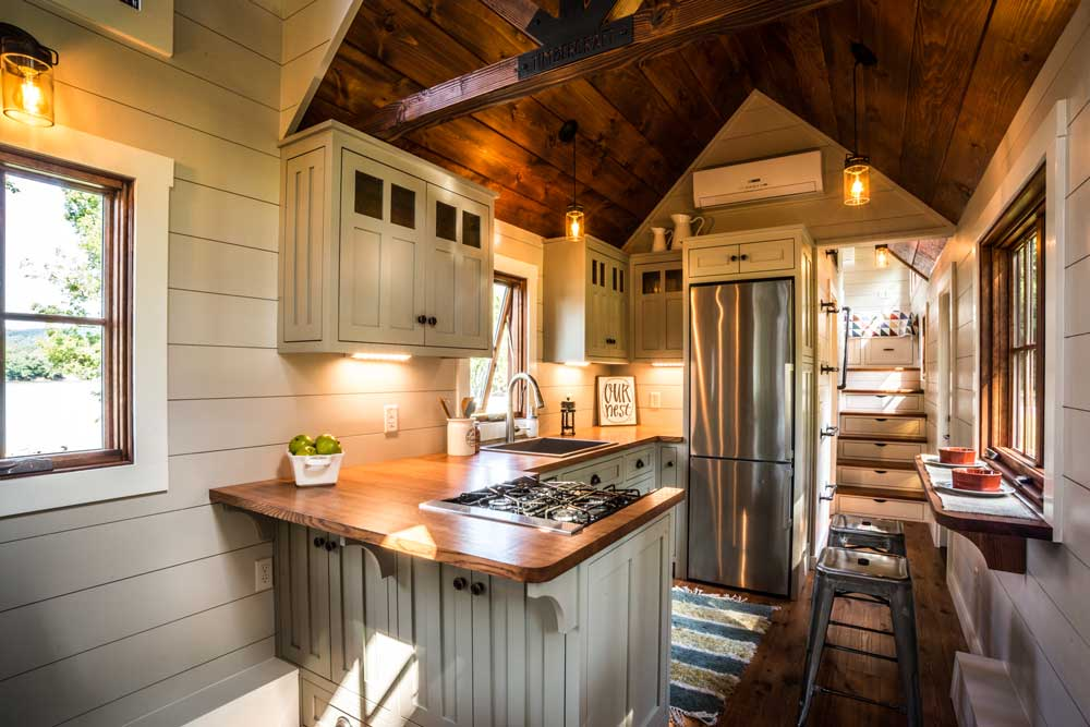 Tiny Home Showcase Gallery | Timbercraft Tiny Homes