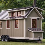 Tiny house dormers by Timbercraft Tiny Homes