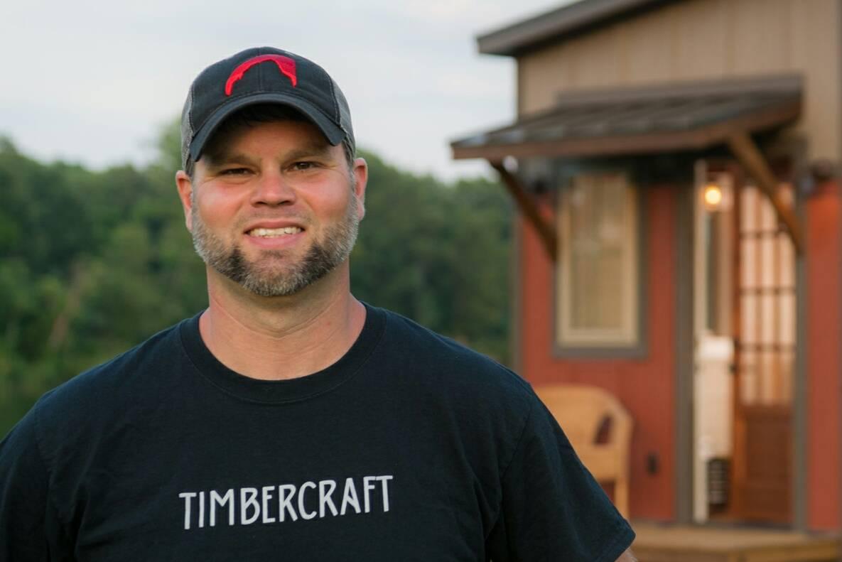 Doug Schroeder Tiny home builder