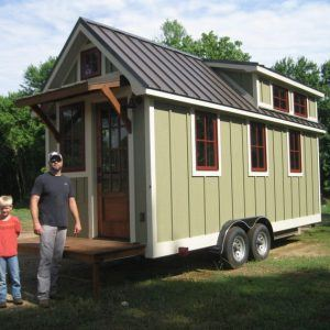 Tiny house builder Timbercraft Tiny Homes