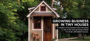 Tiny house AL.com article