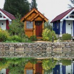 Tiny houses on water