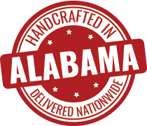 Timbercraft handcrafted in Alabama