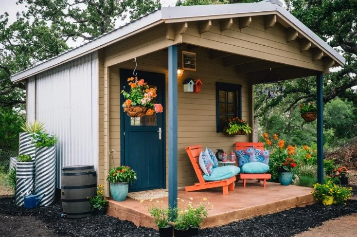 Tiny house zoning, states with flexible building codes and