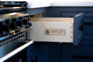 Timbercraft Denali cabinets