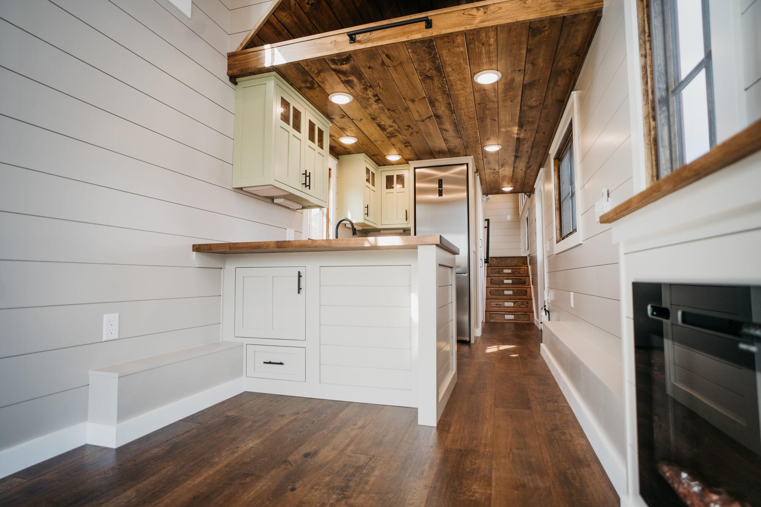Timbercraft Denali interior