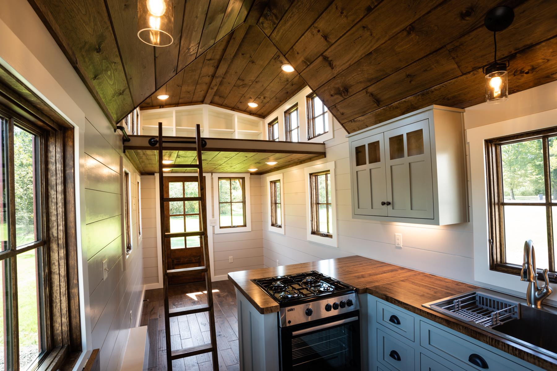 TImbercraft with loft