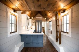 Luxury tiny house by Timbercraft